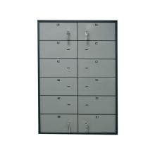 Блок депозитных ячеек VALBERG DB-12S*