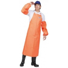 Фартук рыбообработчика Fishermans оранжевый