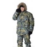 Зимний камуфляж и форменная одежда