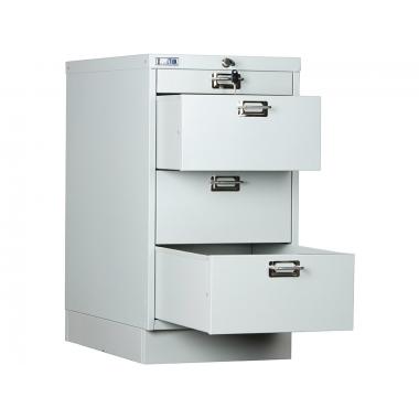 Многоящичный шкаф ПРАКТИК MDC-A3/650/4 в Краснодаре