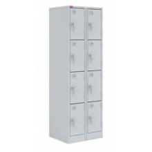 Металлический шкаф для одежды ШРМ - 28 - М