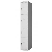 Модульный металлический шкаф для сумок ШРС-14-300