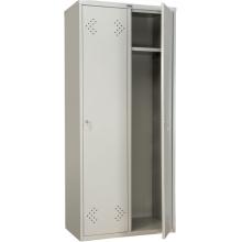 Металлический шкаф для раздевалок ПРАКТИК LS-21-80