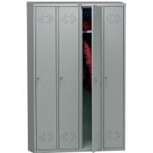 Металлический шкаф для раздевалок LS-41