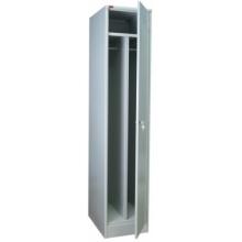 Металлический шкаф для одежды ШРМ - 21
