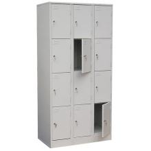 Металлический шкаф для сумок ШРМ - 312
