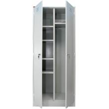 Металлический шкаф для уборочного инвентаря ШРМ – 22 У
