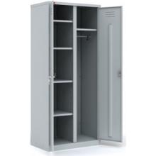 Металлический шкаф для уборочного инвентаря ШРМ – 22 800 У