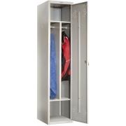 Металлический шкаф для одежды ПРАКТИК LS(LE)-11-40D