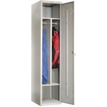 Металлический шкаф для одежды ПРАКТИК LS(LE)-11-40D Распродажа