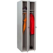 Металлический шкаф для одежды LS 21-60