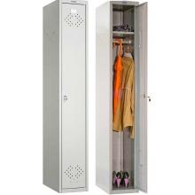 Металлический шкаф для одежды ПРАКТИК LS-01