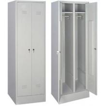 Металлический шкаф для одежды ШРМ - АК(распродажа)