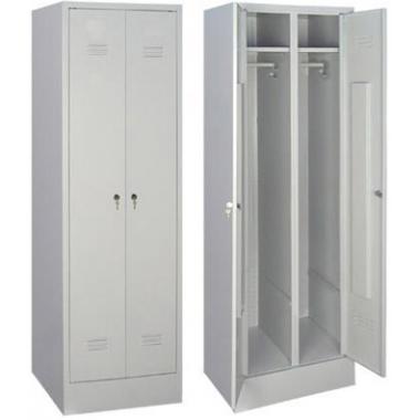 Металлический шкаф для одежды ШРМ - АК в Краснодаре