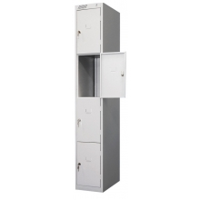 Металлический шкаф для одежды ШРМ-14