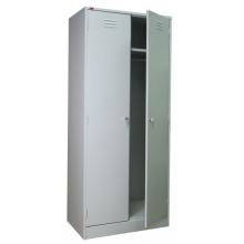 Металлический шкаф для одежды ШАМ-11.Р