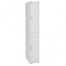 Металлический шкаф для одежды ШМ-12