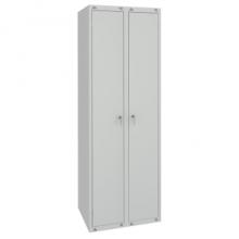 Металлический шкаф для одежды ШМ-22 (500)