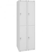 Металлический шкаф для одежды ШМ-24