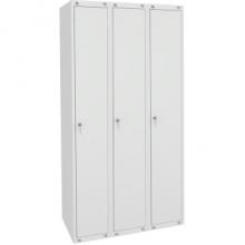 Металлический шкаф для одежды ШМ-33