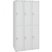 Металлический шкаф для одежды ШМ-36(400)