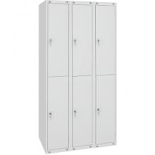 Металлический шкаф для одежды ШМ-36