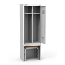 Шкаф для одежды ШРК 22-800 ВСК