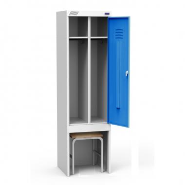 Шкаф для одежды ШРЭК 21-530 ВСК в Краснодаре