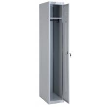 Модульный металлический шкаф для одежды ШРС-11-300