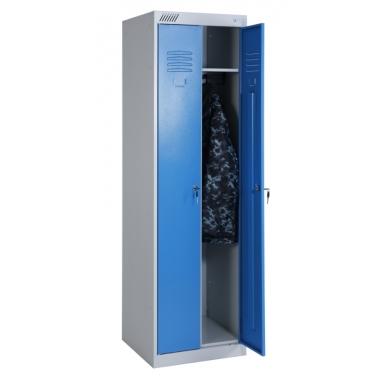 Металлический шкаф для одежды ШРЭК-22-530 в Краснодаре