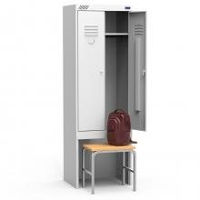 Шкаф для одежды ШРК 22-600 ВСК