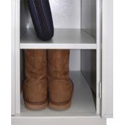 Полка для обуви для шкафов ШРЭК