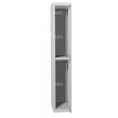 Шкафы для раздевалок ПРАКТИК ML 12-30 (БАЗОВЫЙ МОДУЛЬ) в Краснодаре