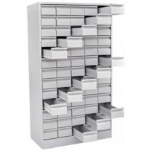 Шкаф картотечный для библиотечных карточек